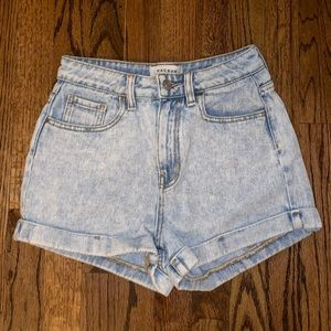 PacSun Mom Shorts size 25